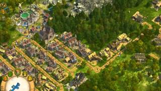 ANNO 1701 - Gameplay PC GREAT GAME!
