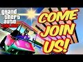 COME JOIN US! - How To GTA Old School Style!