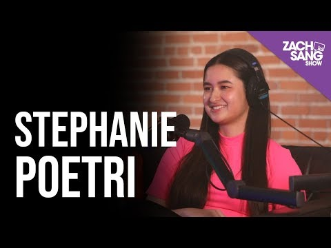 "Stephanie Poetri Talks ""I Love You 3000"", ""Appreciate"", and growing up in Indonesia"