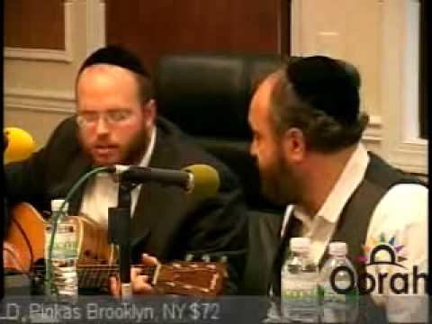 Oorah-thon: Eitan Katz & Yehuda Green Kumzitz