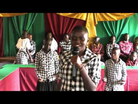 Mother how are you today performance by Green Valley primary school, Original song by Maywood