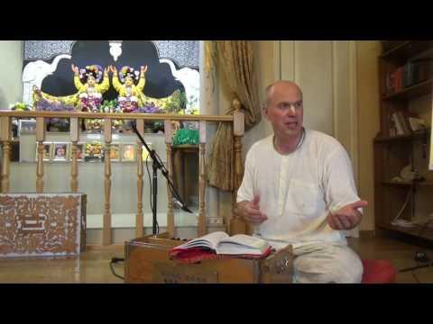 Шримад Бхагаватам 7.15.71 - Гаджа Ханта прабху