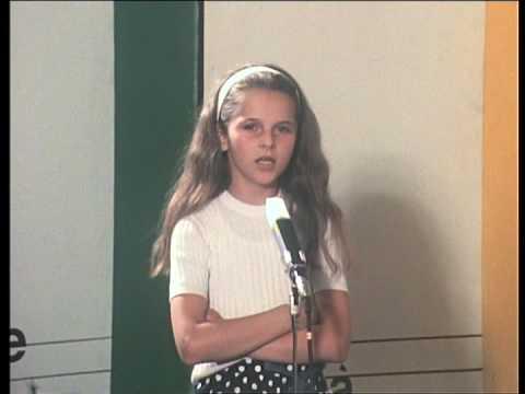 pali chante a l'âge de 9 ans