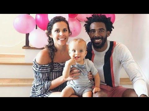 Black NBA PLAYER has a WHITE BABY??!
