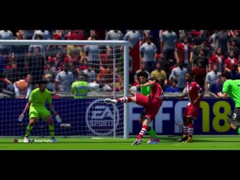 FIFA 18 Van