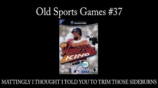 Old Sports Games #37 - Home Run King