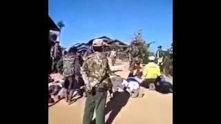 vuclip Inilah Kebiadaban Tentara Budha Myanmar Terhadap Muslim Rohingya Yang Mereka Rekam Sendiri