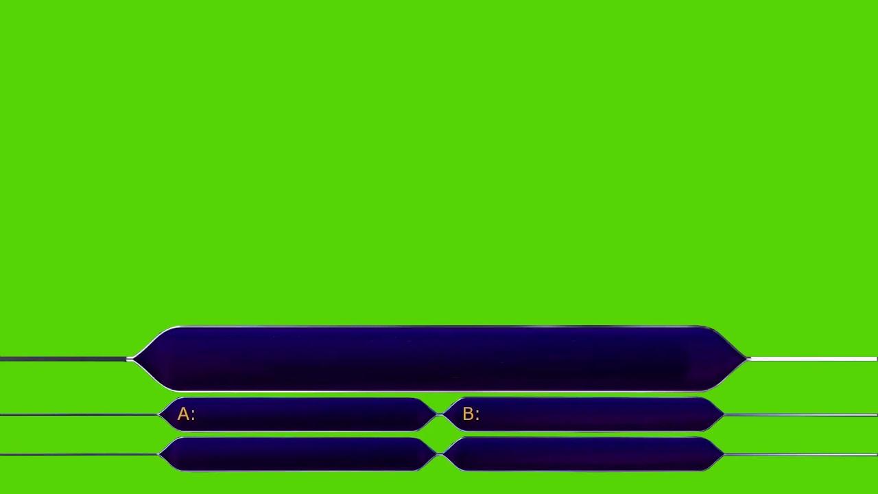 KBC green screen||