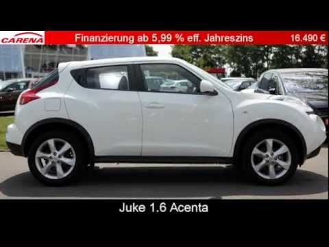 nissan juke 1 6 acenta youtube. Black Bedroom Furniture Sets. Home Design Ideas