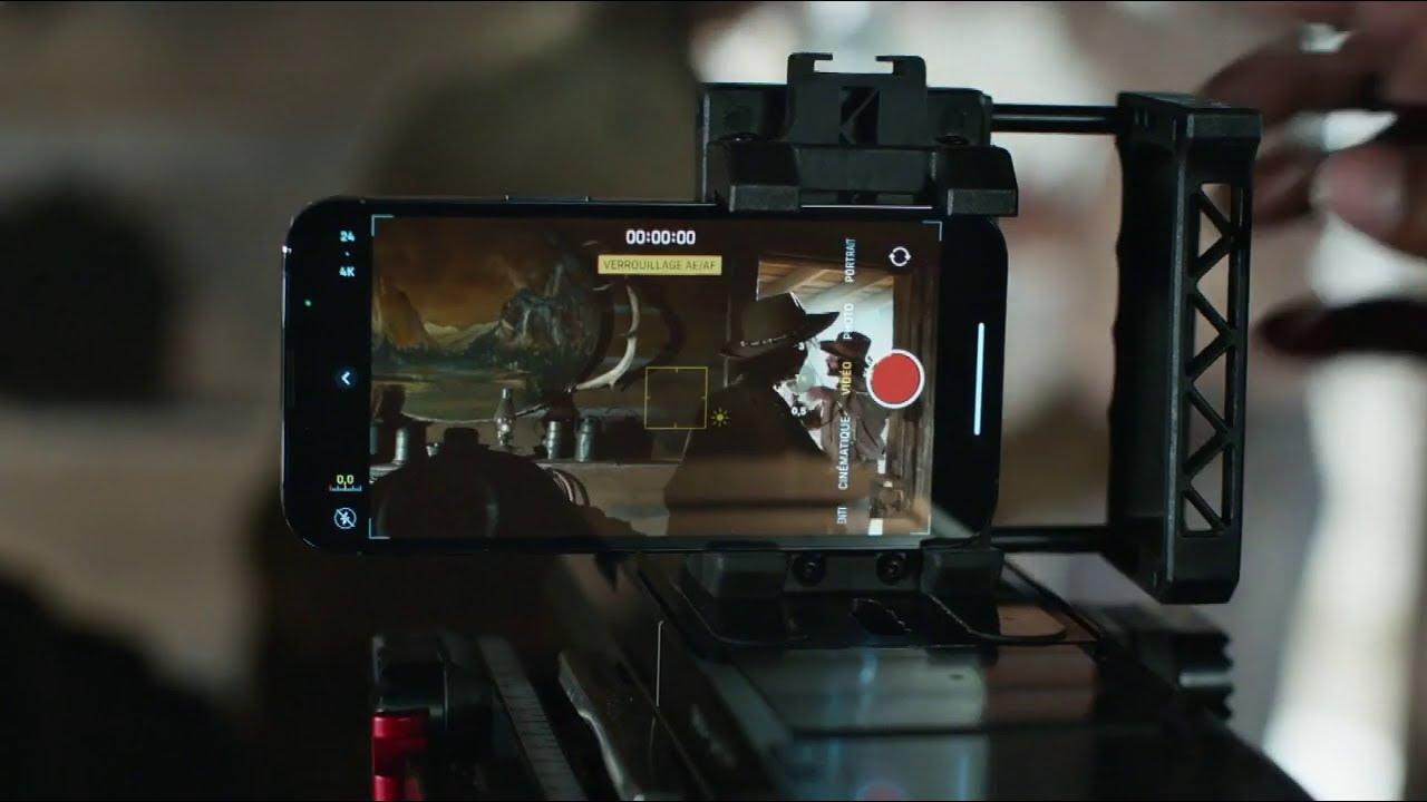 """Musique pub iPhone 13 Pro Apple """"filmez comme à Hollywood""""  juillet 2021"""