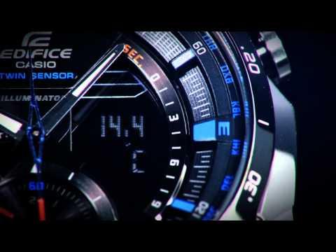 Casio - EDIFICE ERA-300DB