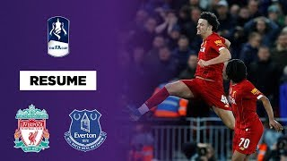 FA Cup : Un derby et une qualif' pour Liverpool