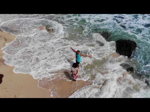 Seychelles Dance - Dancing Moutia on the Beach