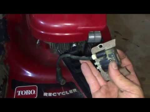 Toro 6.5 HP Lawnmower No Start Issue: FREE and SIMPLE FIX!