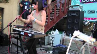 Phantogram - As Far As I Can See (Live @ SXSW 2011 Filter Magazine's Culture Collide)