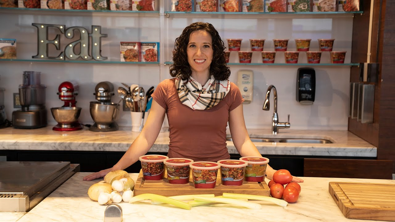 Anna and the Fresh Soups