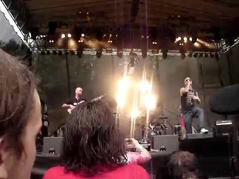 Gorerotted - Zombie Graveyard Rape Bonanza (Live at Brutal Assault 2007)