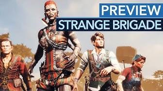 Strange Brigade - Vorschau/Preview: Koop-Spaß von den Sniper-Elite-Machern (Gameplay)