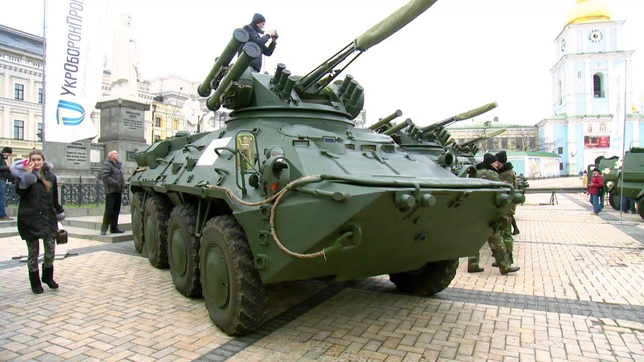 """Vídeo: """"Ukroboronprom"""" o orgulho da indústria de defesa da Ucrânia"""