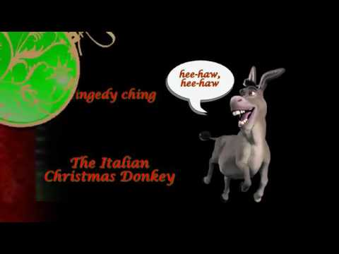 dominick the donkey lyrics