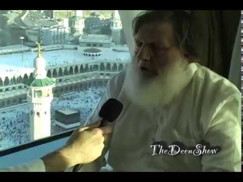 Pilgrimage (Hajj) in Makkah with TheDeenShow
