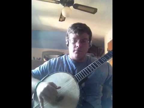 Mumford And Sons I Will Wait Banjo Intro Cover Youtube