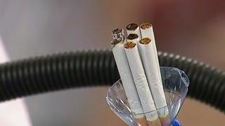 Что происходит с легкими после сигарет