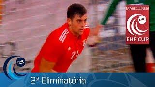 2ª Eliminatória | EHF Cup