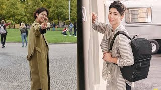 190305 Why Park Bogum Accept The role in Seobok'?