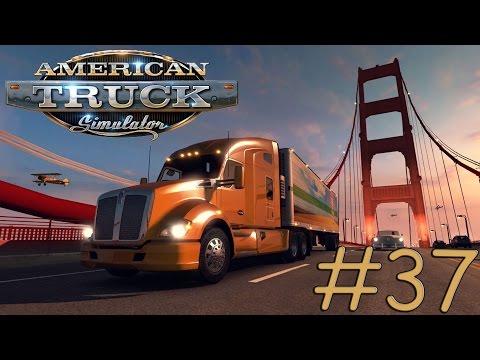 American Truck Simulator - Gameplay ITA - Let's Play #37 - Los Angeles - Tucson