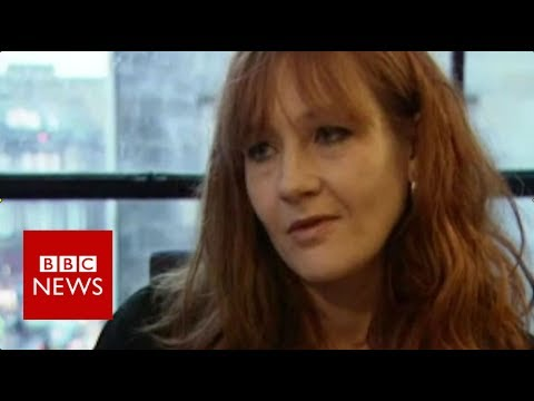 What JK Rowling said about the first Harry Potter book  BBC