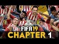 FIFA 19 THE JOURNEY All Cutscenes Chapter 1 Movie