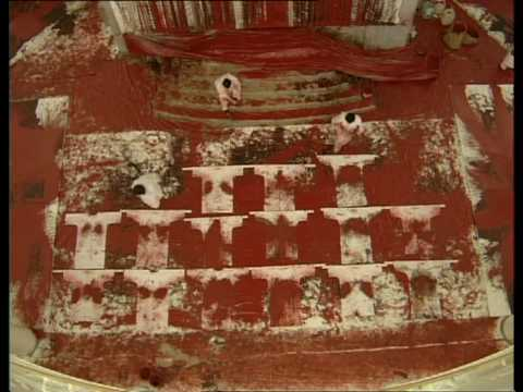 38 & 40. Malaktion -- Hermann Nitsch