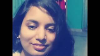 Kanha Soja Zara cover by Saswati Biswas from the movie Bahubali 2