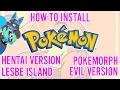 Pokemon Hentai Version video