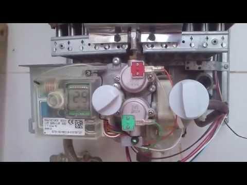 junkers gas water heater manual