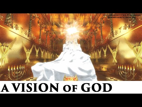 The Holy Of Holies - Isaiah 6:1-8, Isaiah's Vision Of God & Seraphim In King Solomon's Temple