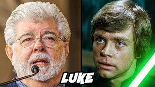George Lucas' Response to Killing Off Luke Skywalker