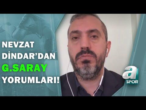 """Nevzat Dindar:""""Galatasaray, Mustafa'yı"""