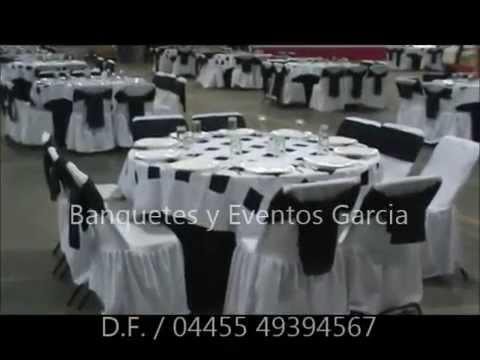 montaje de mesas para fiestas banquetes reuniones eventos banquetes df