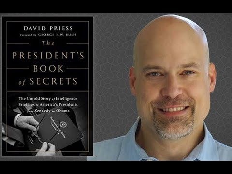 The President's Book of Secrets - David Priess