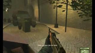 Soldier of Fortune 2: Prague gameplay