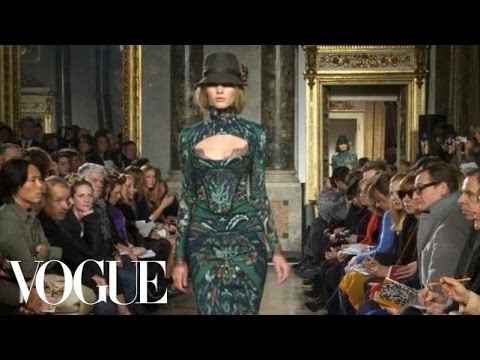 Fashion Show - Emilio Pucci: Fall 2011 Ready-to-Wear