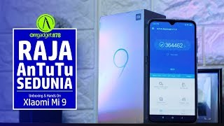 Download Xiaomi Mi 9 Indonesia : Terkencang! Raja AnTuTu Score ! Mp3 and Videos