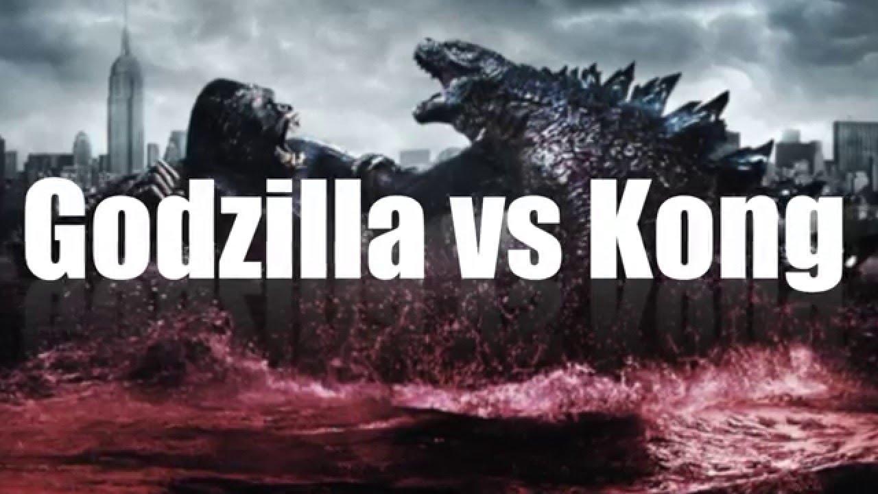 Godzilla vs Kong Movie 2020 - YouTube
