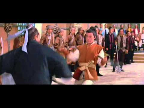 The New OneArmed Swordsman 1971 Ti Lung vs. Ku Feng
