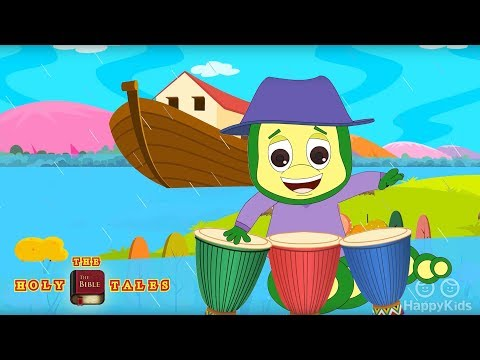 Rise And Shine I Bible Rhymes Collection I Bible Songs For Children with Lyrics