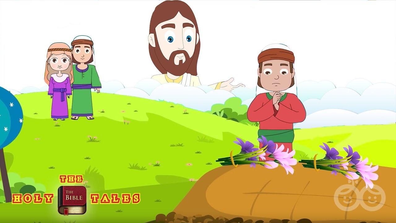 Beware of Greed I New Testament StoriesI Animated Children\'s Bible ...