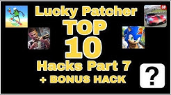Top 10 Games you can Hack with Lucky Patcher - Part 7