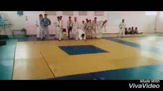 Japan judo technique training 2017